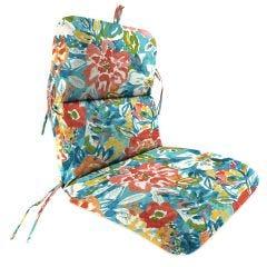 "Plush Polyester Dining Seat Cushion (45""l x 22""w)"