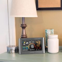 Wireless Wi-Fi Weather Station w/Wind Speed Sensor