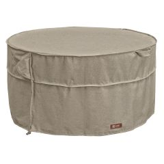 Montlake™ Round Fire Pit Table Cover