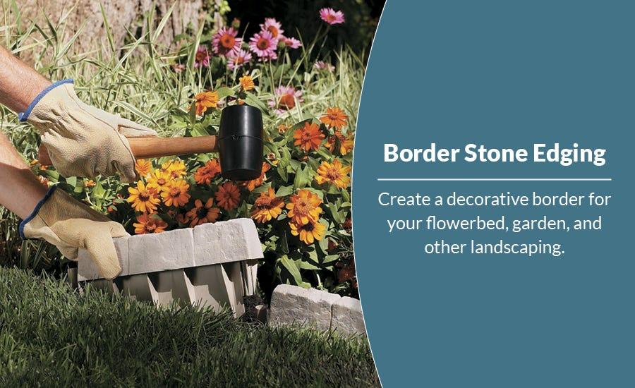 Boarder Stone Edging