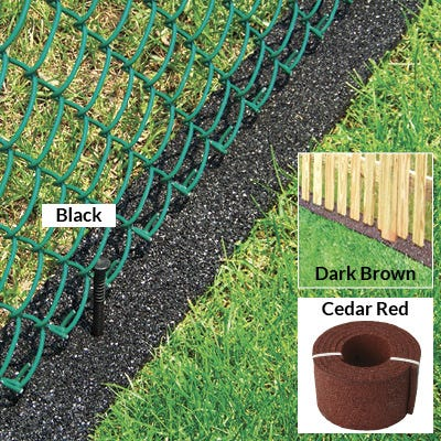 Rubber Fencing
