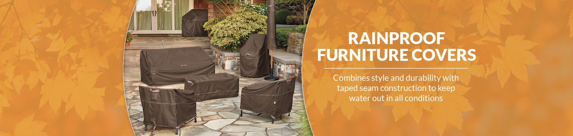 Madrona Furniture Cover Collection